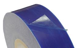Голубая защитная пленка
